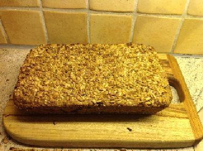 broodheel Glutenvrij Vezelbrood - Natuurlijk gezond - Santura